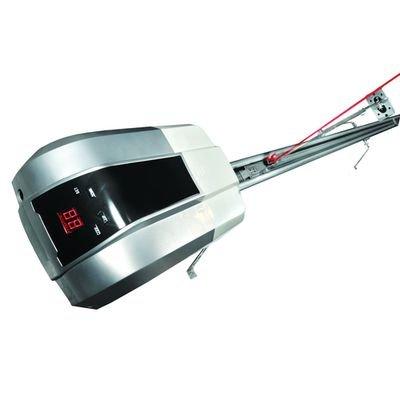 электрический привод секционных гаражных ворот alutech алютех